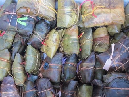 De Pital de Megua con todo el sabor para el mundo, el Festival del Pastel