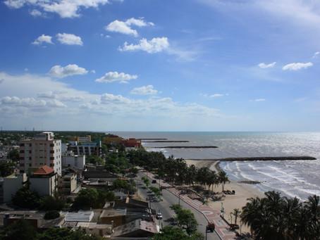 Por falta de recursos, un parque fue entregado a medias en Riohacha