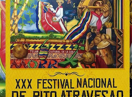 The whistles are about to blow in this year's Festival Nacional del Pito Atravesao