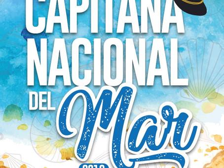 Doce aspirantes se disputarán el título de Capitana Nacional del Mar 2018