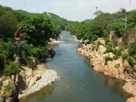 Reportan creciente súbita del río Guatapurí