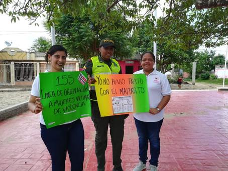 Capacitan a mujeres para prevenir la violencia de género en Manatí