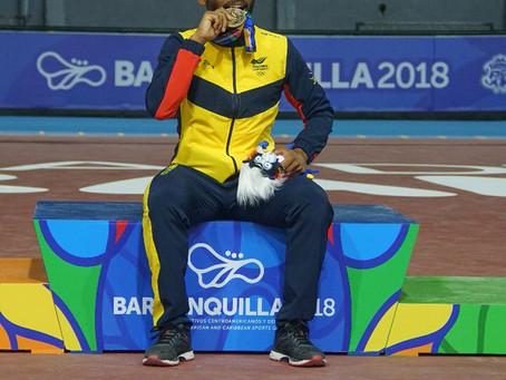 Así va el medallero de los Centroamericanos en el cuarto día de competencias.