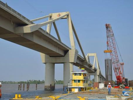 El nuevo puente Pumarejo se quedaría sin contratista