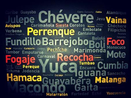Las 7 palabras que la Región Caribe ha aportado al idioma