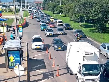 Más de dos millones de vehículos se movilizarán en este puente festivo