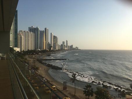 29 rescates en playas de Cartagena iniciando Semana Santa