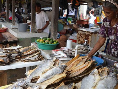 En Barranquilla, esperan vender 500 toneladas de pescado al día por Semana Santa