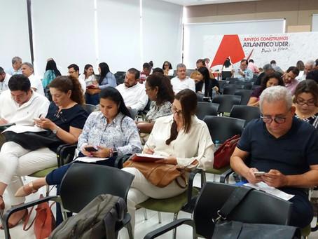 Se instaló la Mesa Técnica Regional de la RAP Caribe en el Atlántico