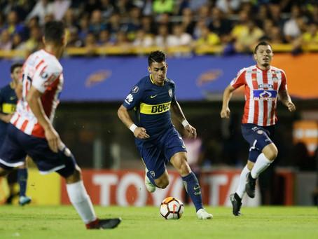 Junior no pasó la prueba ante Boca Juniors