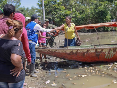 En Bolívar realizarán simulacro de evacuación ante posible emergencia en Hidroituango