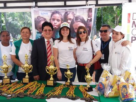 Barranquilla alzó una voz contra el Trabajo Infantil
