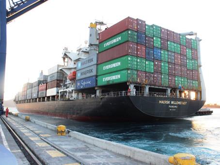 Exportación de banano en el puerto de Santa Marta aumentó 20% en febrero