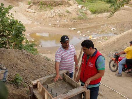 En Juan de Acosta, Luruaco y Usiacurí se canalizarán arroyos por $30 mil millones