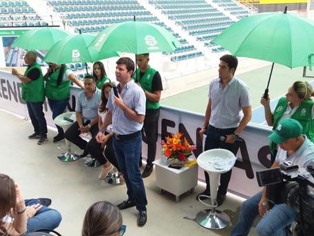 """""""En Barranquilla no pasará eso"""": director de Juegos Centroamericanos sobre incidente en Santa Marta"""