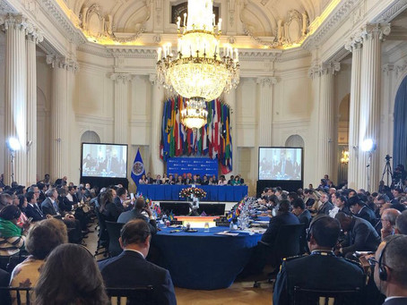 Caribe Afirmativo fue admitido por la OEA como organización civil