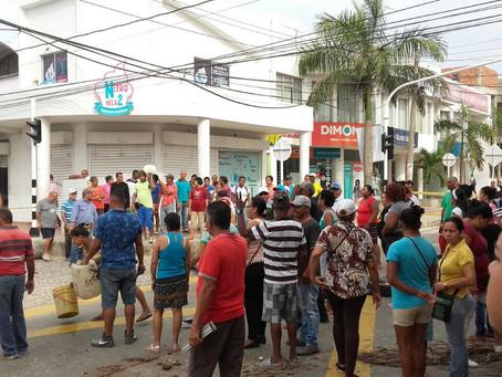 50 días sin agua potable aquejan a comunidad de Turbaco, Bolívar