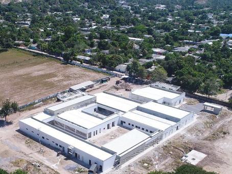 Después de cuatro prórrogas, el nuevo Hospital de El Copey sería entregado en junio