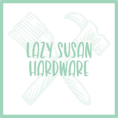 Lazy Susan Hardware