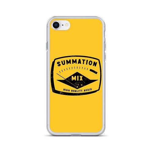 iPhone Case (Yellow)