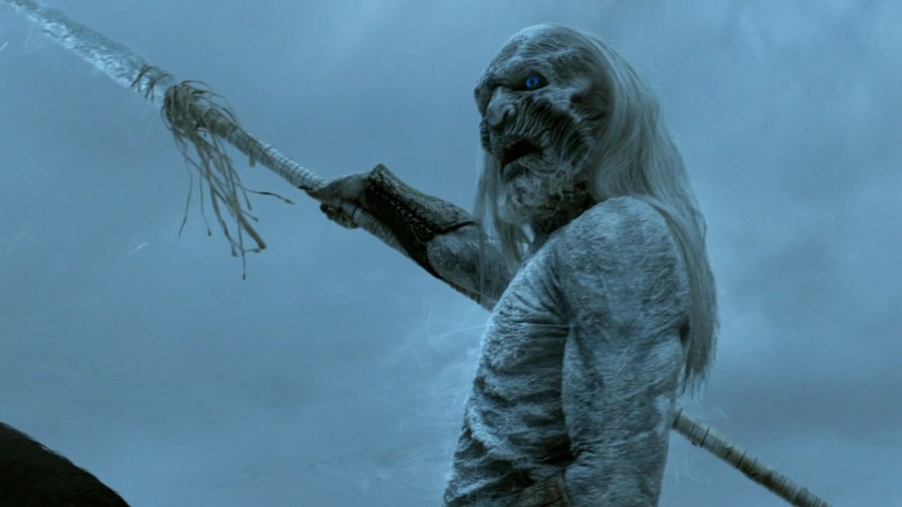 Ross Mullan, White Walker m_s