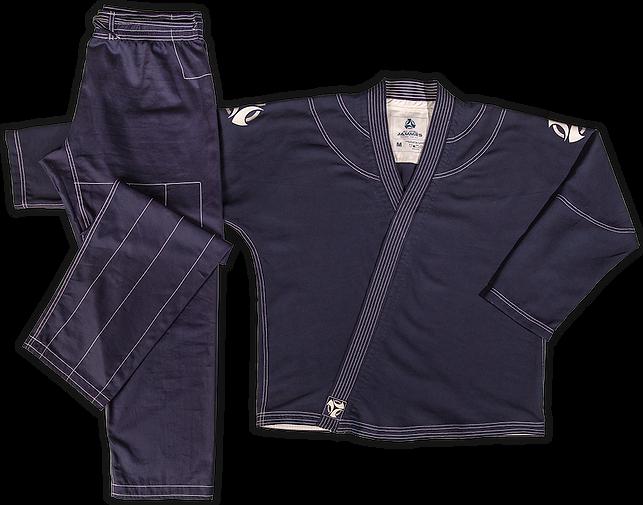 Photograph of Jiu Jitsu Jammies cotton pajama set for adults