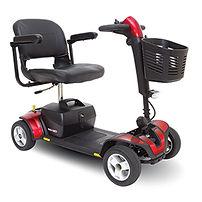 GoGo Sport 4 Wheel Scooter