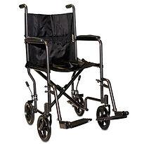 Light Weight Transport Wheelchair