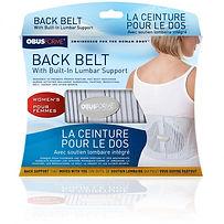 OBUS Womens Back Belt