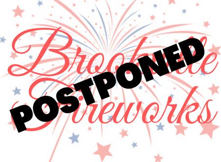 Brookville Fireworks