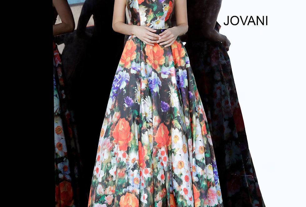Jovani Sweetheart A Line Dress 66692