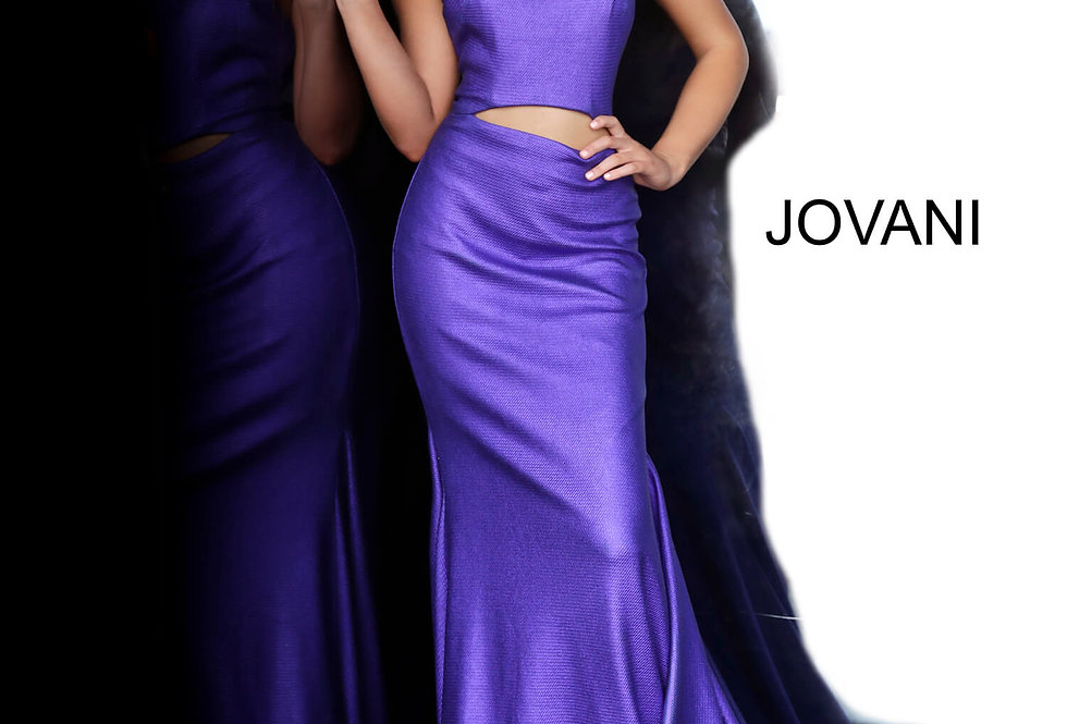 Jovani Sexy Scoop Neckline Dress 2137
