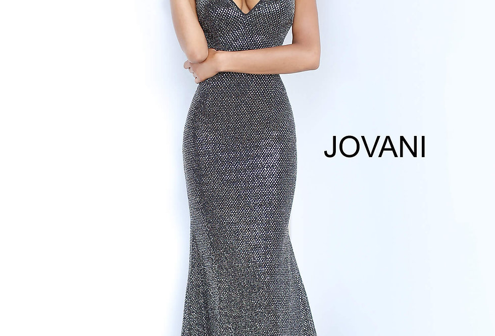 Jovani Cap Sleeve Sweetheart Dress 3408