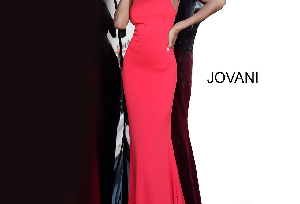 Jovani Fitted Long Dress 00469