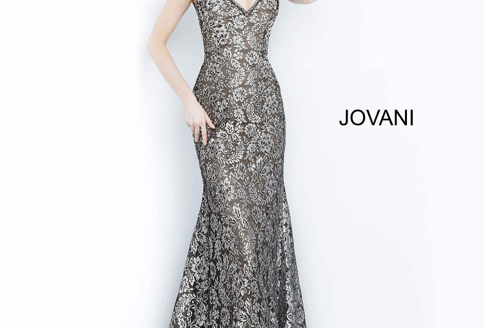 Jovani Off The Shoulder Mermaid Dress 8083