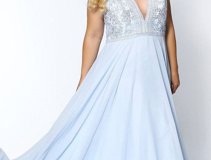 Perfect in Pastel Formal Dress