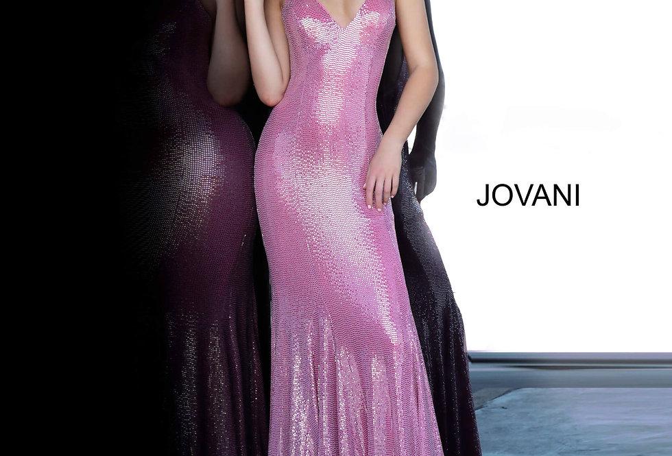 Jovani Long Sparkly Dress 1087
