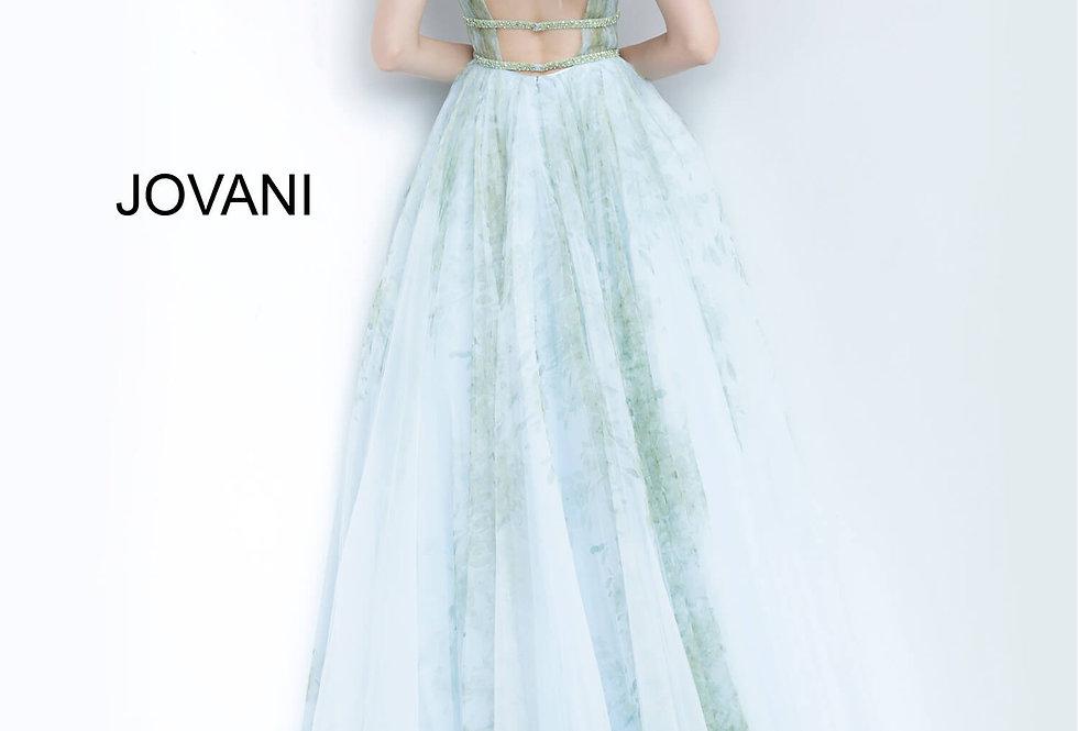 Jovani Chiffon Ballgown Dress 1125