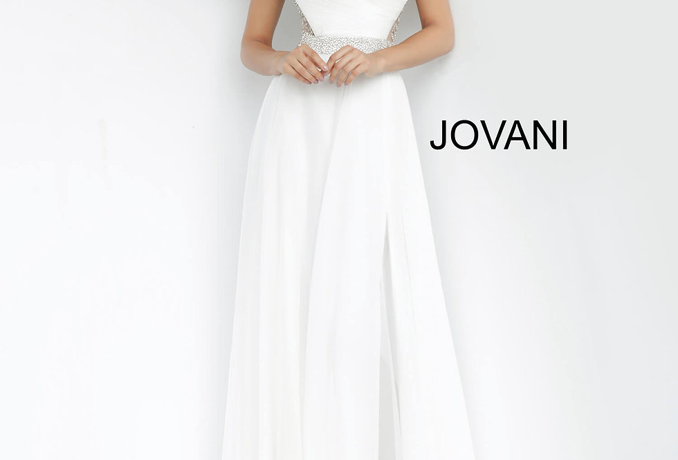Jovani Flowing Long Dress 00457