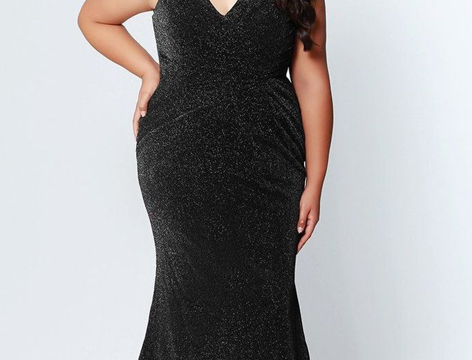 Born to Shimmer Prom Dress