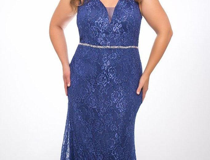 Lace Beauty Prom Dress