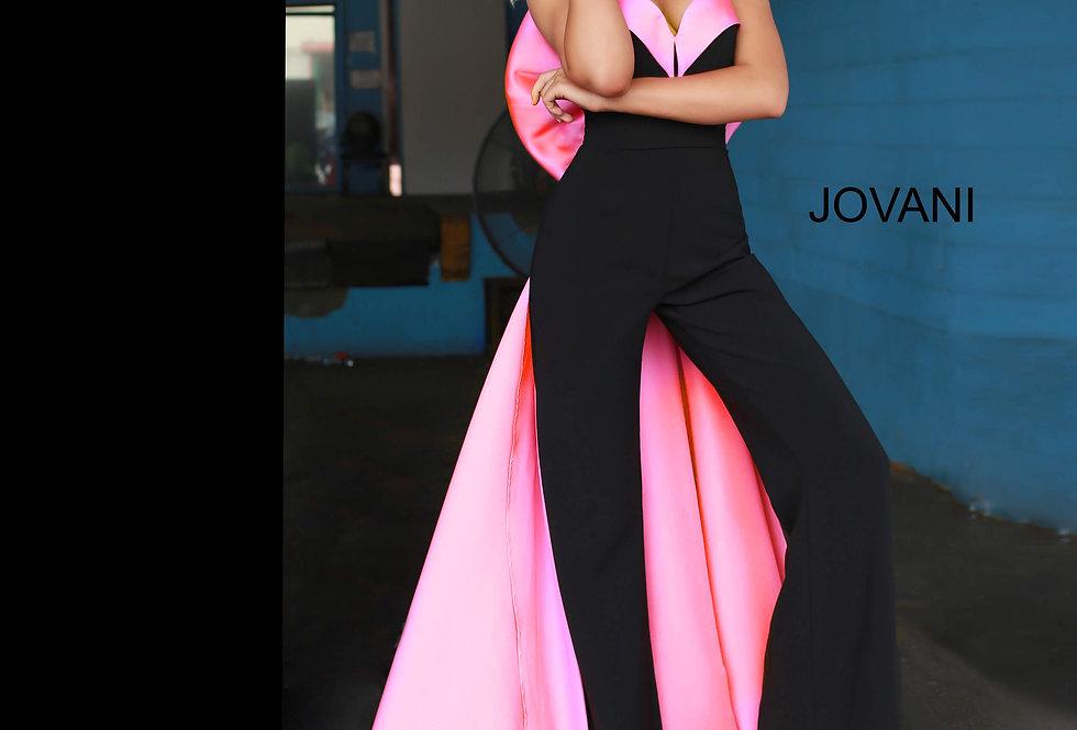 Jovani Satin Sweetheart Dress 8008