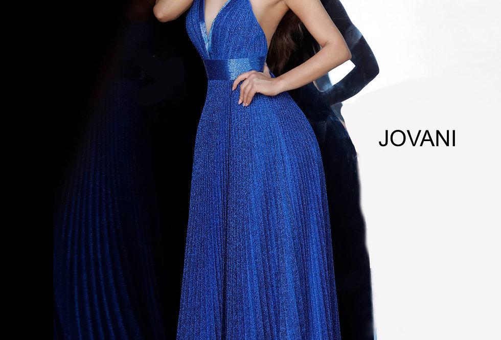Jovani A Line Glitter Dress 2089