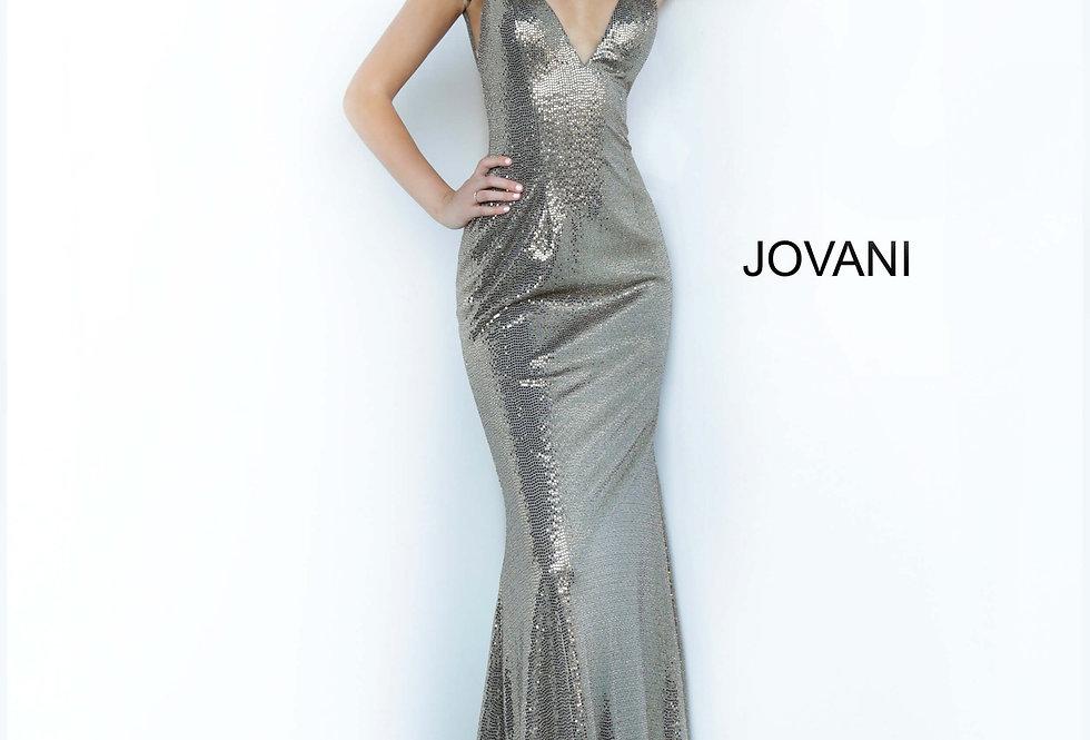 Jovani Fully Beaded Long Dress 2811