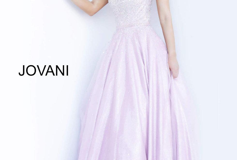 Jovani Beaded Ball Gown Dress 00462