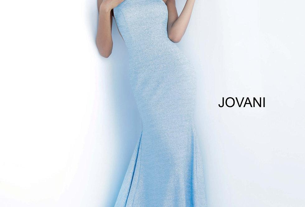 Jovani One Shoulder Dress 67650