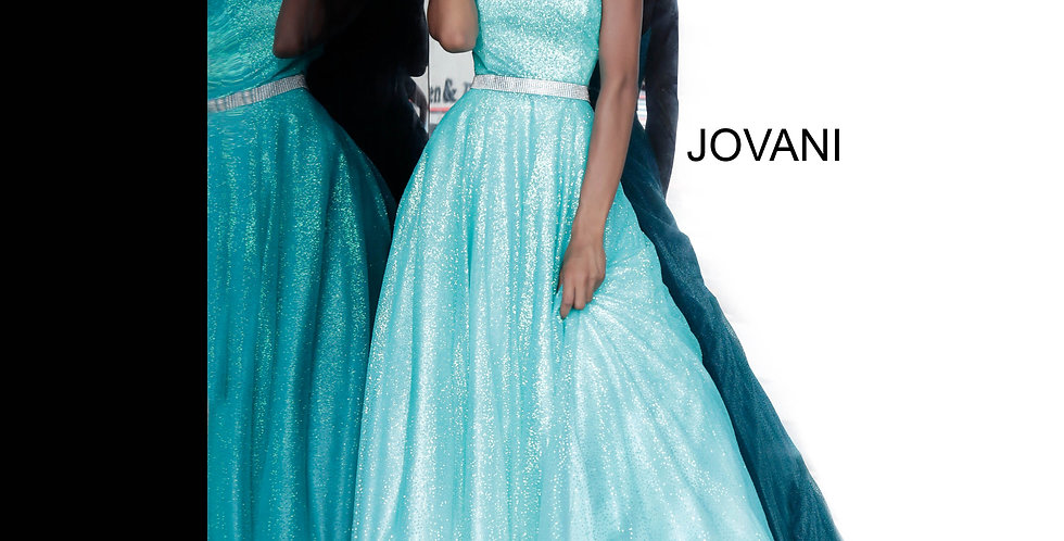 Jovani Long Strapless Dress 3647