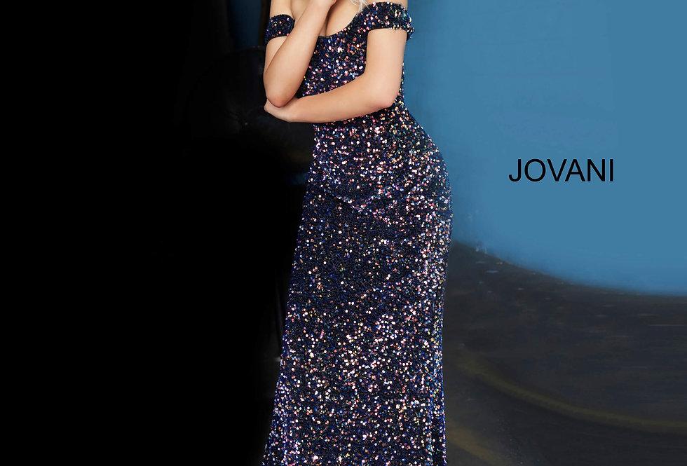 Jovani Off The Shoulder Dress 2102