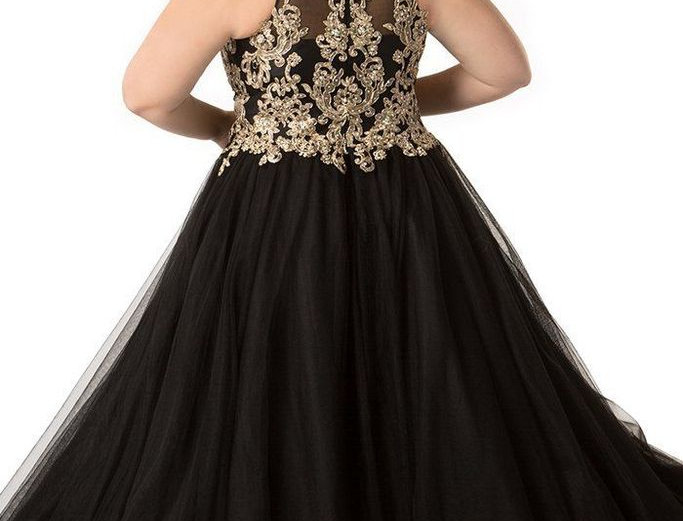 Majestic Queen Prom Dress
