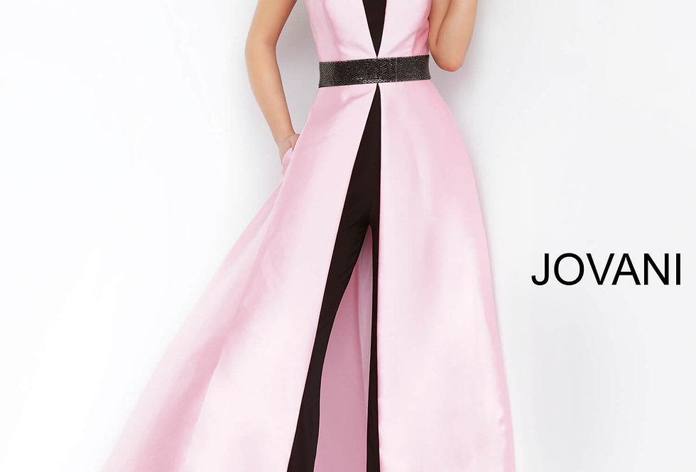 Jovani Black Jumpsuit Dress 1799